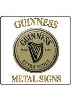 Guinness Metal Signs