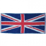 Union Jack Bar Towel