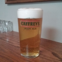 Caffrey's Pint Glass