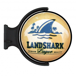 Land Shark Rotating Pub Light