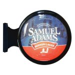 Sam Adams dual pub light
