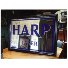 Harp Meduim bar mirror
