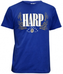 Harp Label T Shirt