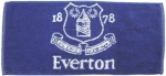 Everton FC bar towel