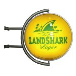 Land Shark Globe Light