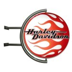 Harley Davidson Globe Light