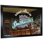 Smithwicks Bar Mirror