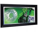 Rolling Rock Pub mirror