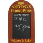 Home Brew Chalkboard