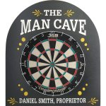 Man Cave Dartboard Target Set 4474