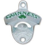 Guinness Shamrock bottle opener