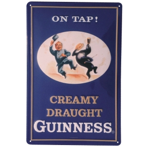 Guinness on Tap sign G889