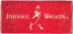 Johnny Walker Bar Towel