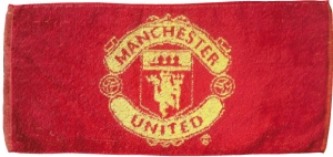 Manchester United Bar Towel