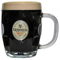 Guinness Label Tankard