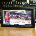 Budweiser Kentucky Derby Mirror