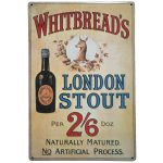 Whitbreads London Stout Sign