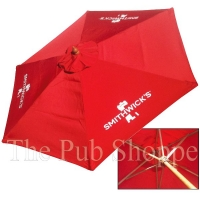 Smithwicks Logo Market Umbrella