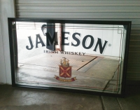 Jameson Back Bar Mirror