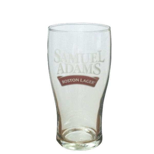 samuel adams pint glass this is a 16 ounce sam adams boston lager    Samuel Adams Beer Glass
