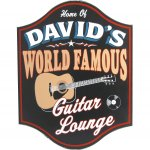 World Famous Guitar Lounge #3989