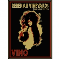Vino Personalized Sign