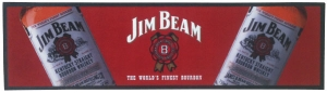 Jim Beam Bar Runner