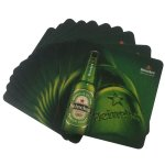 Heineken Beer Coasters