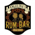 Rum Bar Personalized Sign #5000