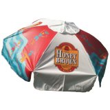 Honey Brown Lager Vinyl Umbrella