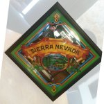 Sierra Nevada Diamond Mirror