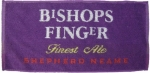 Bishops Finger Bar Towel