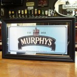 Murphys Stout Cooler Mirror