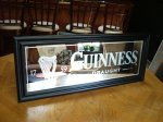 Guinness 1759 Etched Mirror