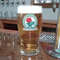Blackburn Rovers Football Club Glass