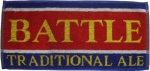 Battle Ale bar towel