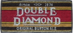 Double Diamond Bar Towel