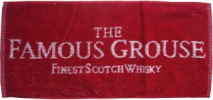 Famous Grouse Bar Towel