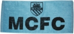 Manchester City FC bar towel