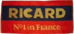 Ricard bar towel