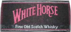 White Horse Bar Towel