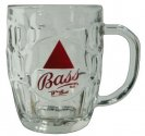 Bass Dimple Mug Beer Glass