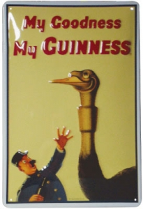 Guinness Big Bird  #G29