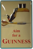 Aim for A Guinness #G45