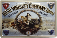 Irish Whiskey Pub Sign