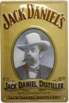 Jack Daniels Portrait Sign