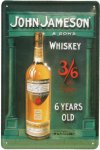 Jameson Whiskey 3/6 years
