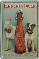 Tennent's 2 Dogs