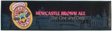 Newcastle Wetstop Bar Runner