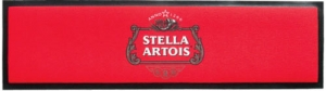 Stella Artois Bar Runner